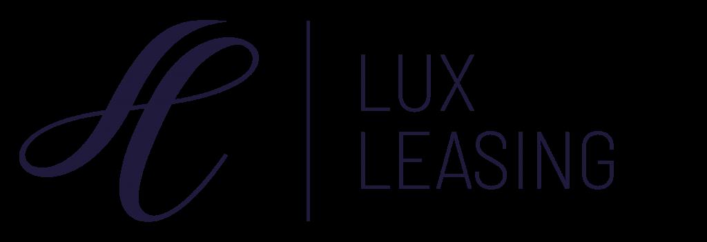 Logo Bleu Lux Leasing
